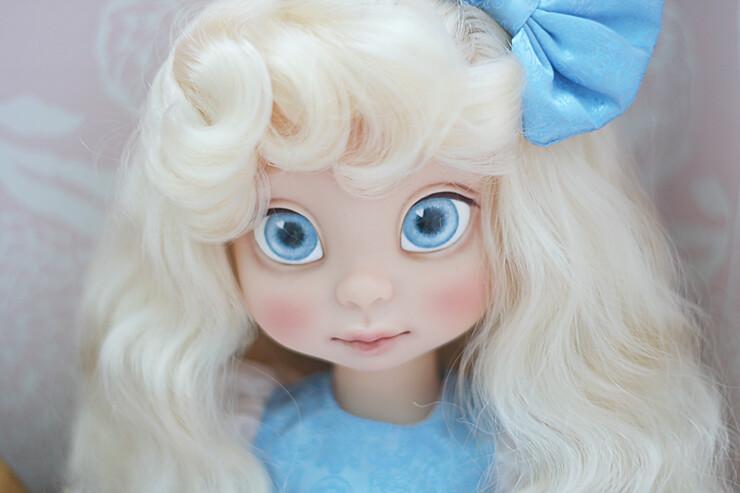 Collection Dolls Disney Disney Animators Collection