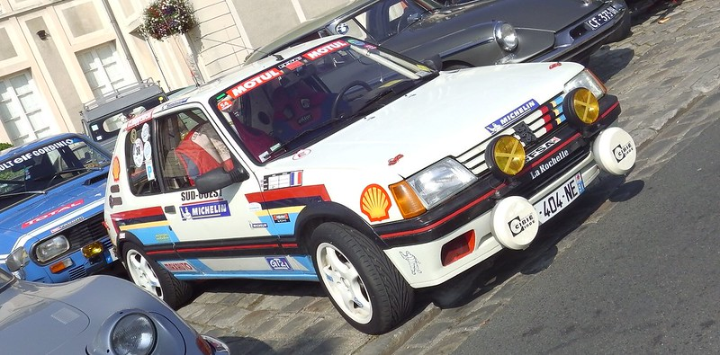 [baboon] 205 Rallye TCT Citroen Xantia 230 Chx - Linas (91) 27 Juin 2015 15242893026_0f9632408e_c