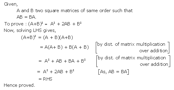 RD Sharma Class 12 Solutions Chapter 5 Algebra of Matrices Ex 5.3 Q69
