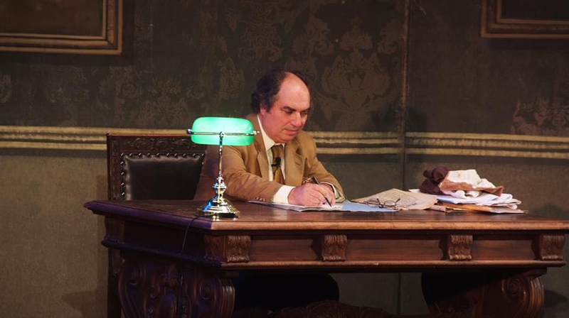 Gilberto Idonea, brillante attore catanese