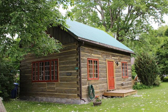 Square Log Cabin Flickr Photo Sharing
