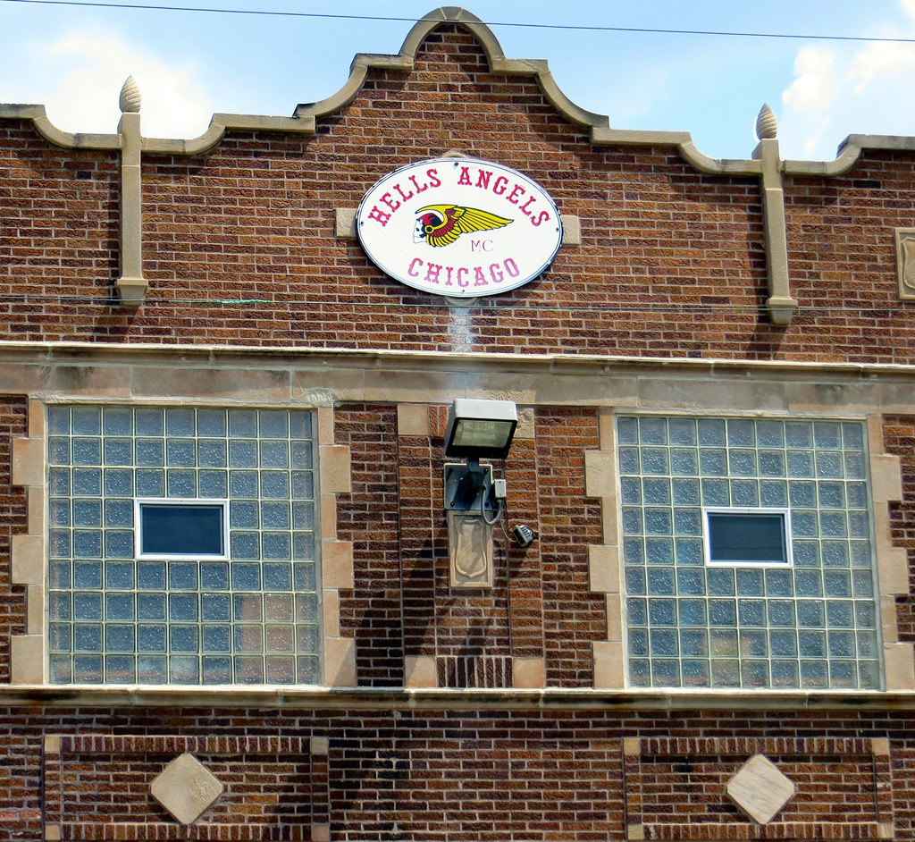 Hells Angels Chicago S Halsted St Harvey Il Debbie