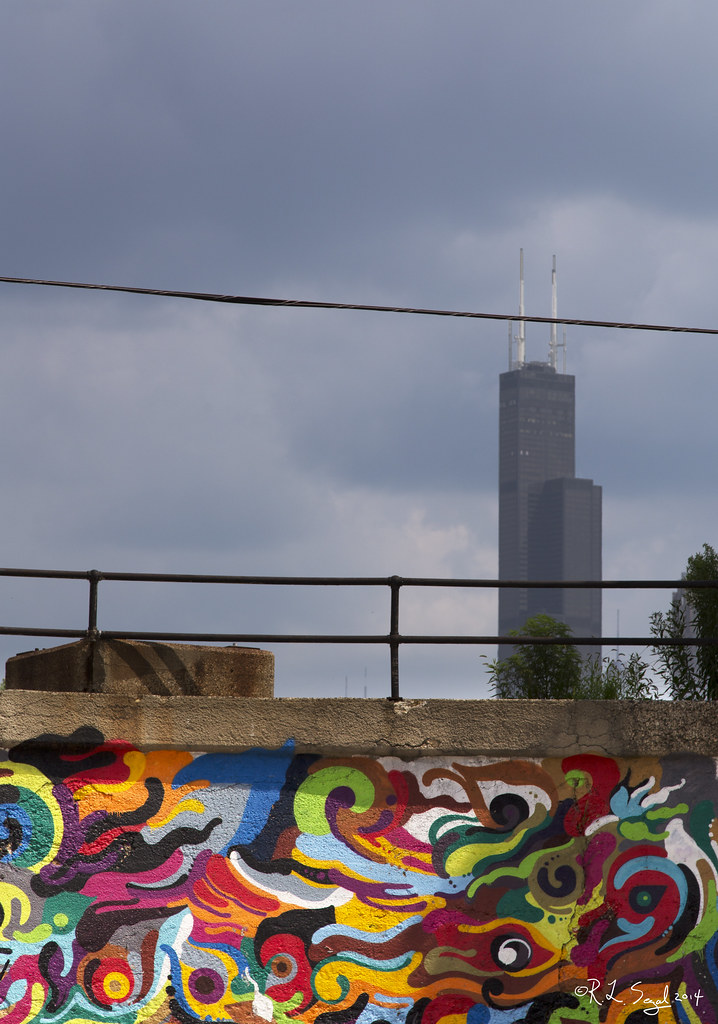 sears tower coloring pages - photo#47