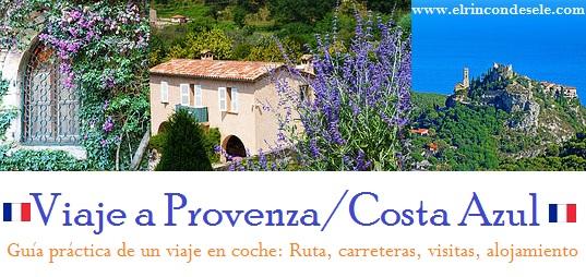 Viaje a la Provenza/Costa Azul