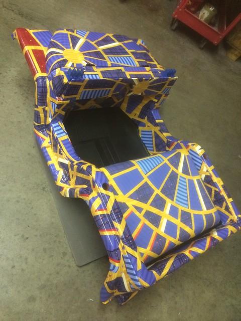 Upholstered Full Over Full Bunk Beds