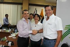 Manabí y Guayas  van  por negociación amistosa