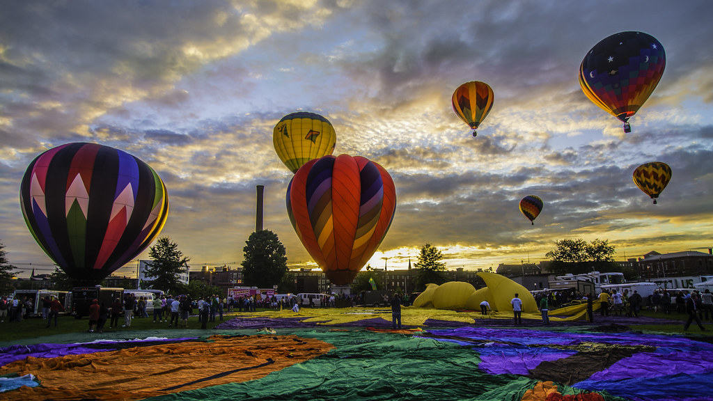 2014 great falls balloon festival lewiston maine flickr