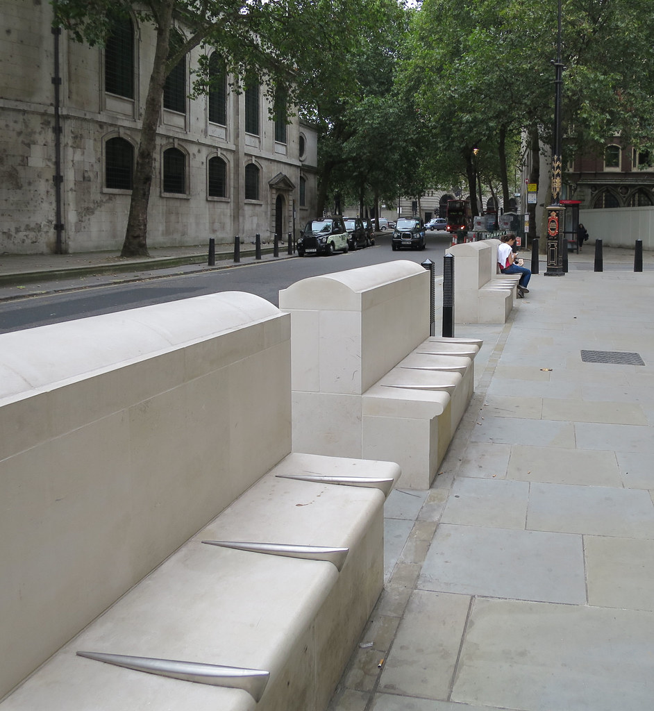 Queen S Bench Division No Defensive Architecture Flickr