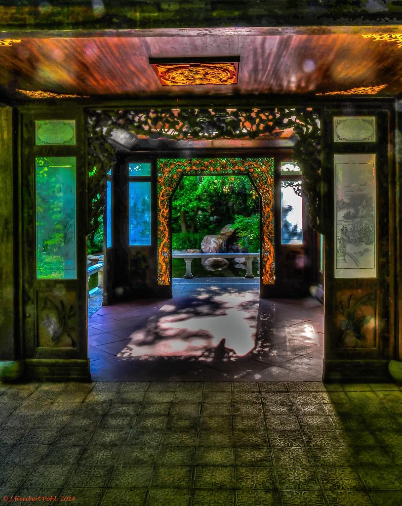 M nchen westpark garten von duft und pracht pavillon de for Gartenausstellung munchen