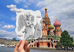 Pencil Vs Camera - 87 (Moscow)