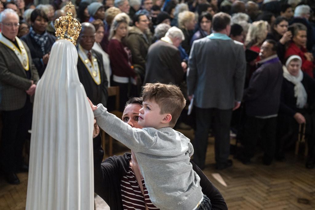 Nước Anh được dâng hiến cho Trái Tim Vô Nhiễm Đức Mẹ - Ảnh minh hoạ 3