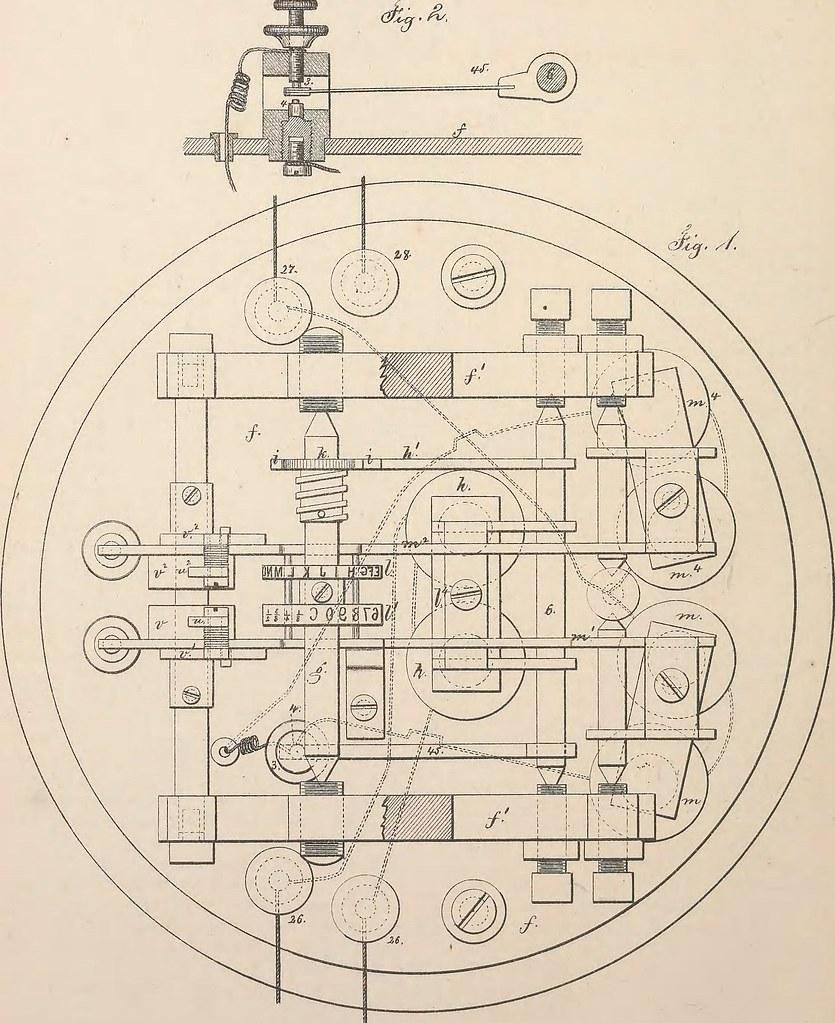 Una de las patentes de Edison