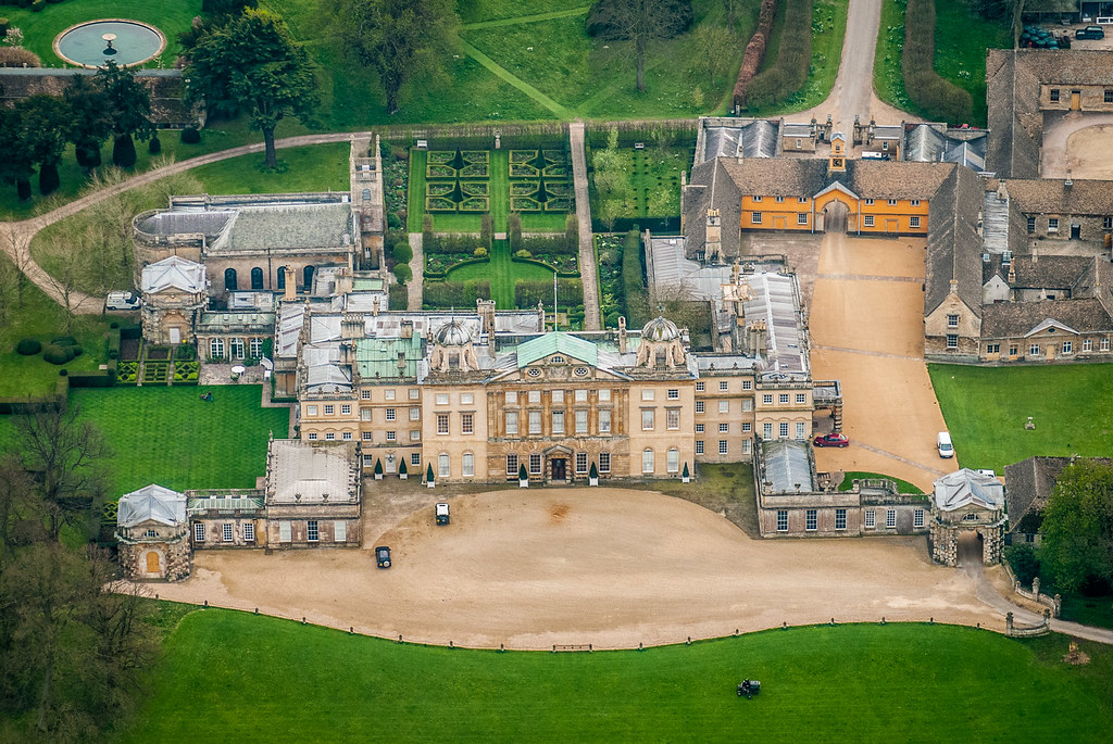 Badminton House The Ancestral Home Of The Duke Of