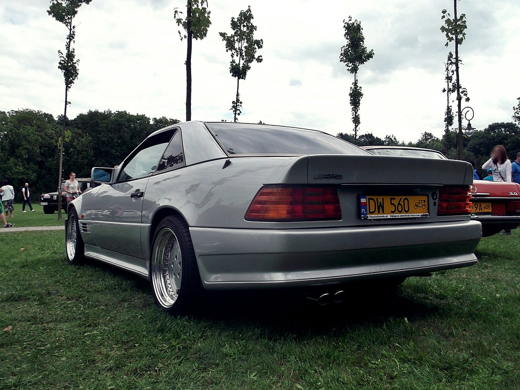mercedes benz sl 500 r129 amg bodykit junktimers flickr. Black Bedroom Furniture Sets. Home Design Ideas