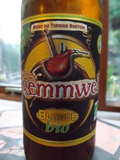 Bretagne, Dremmwel Blonde bio, France