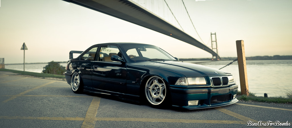 Bmw 328i E36 Binsareforbombs Flickr