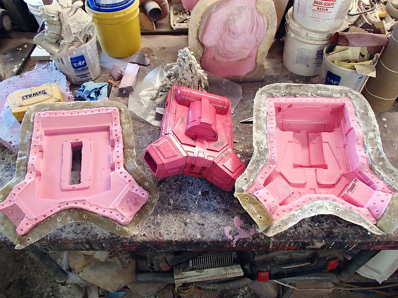 Shae Jetpack Mold Completed