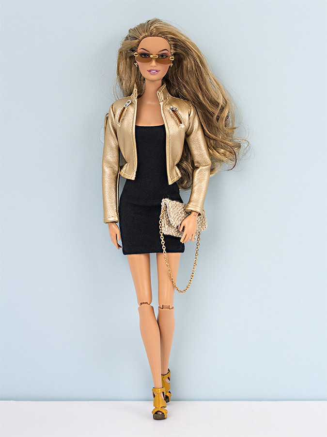 jacket barbie