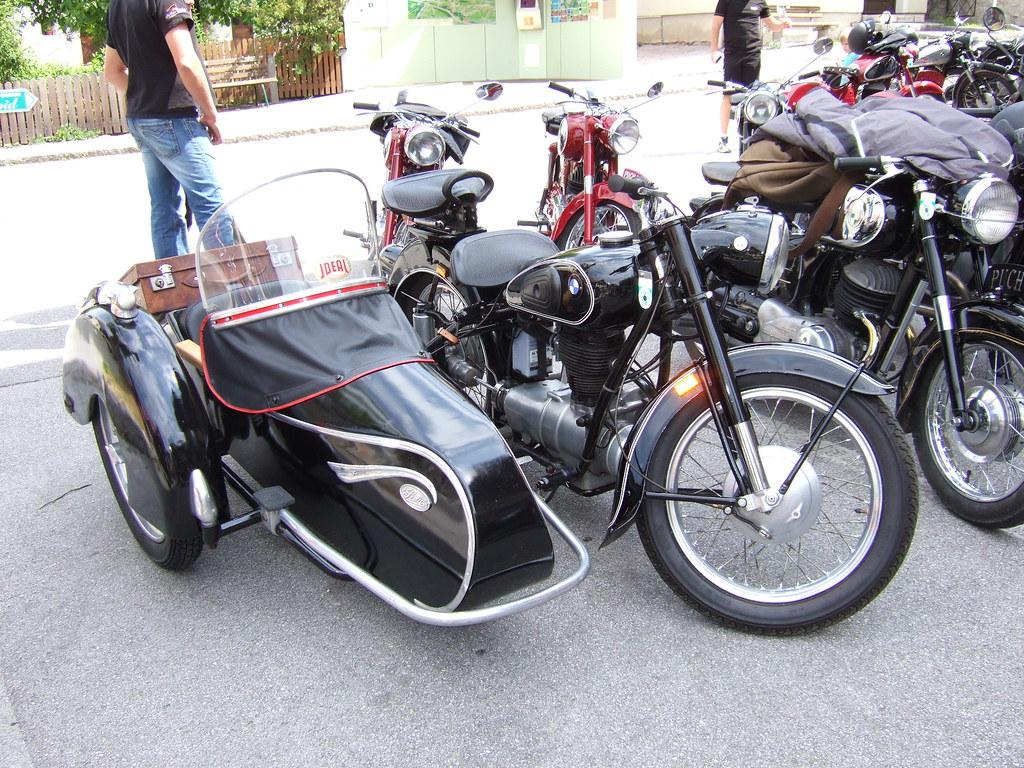 bmw r25 3 gespann 12 pucher puch motorradtreffen. Black Bedroom Furniture Sets. Home Design Ideas