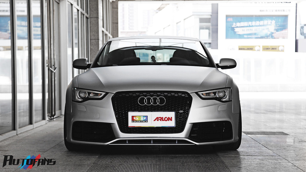 cnautofans audi a5 rs5 body kits vossen cv3. Black Bedroom Furniture Sets. Home Design Ideas