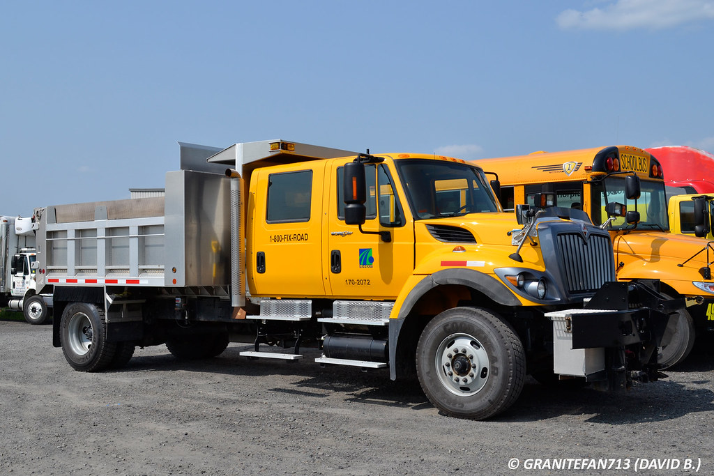 Penndot International Workstar Crew Cab Plow Truck Flickr