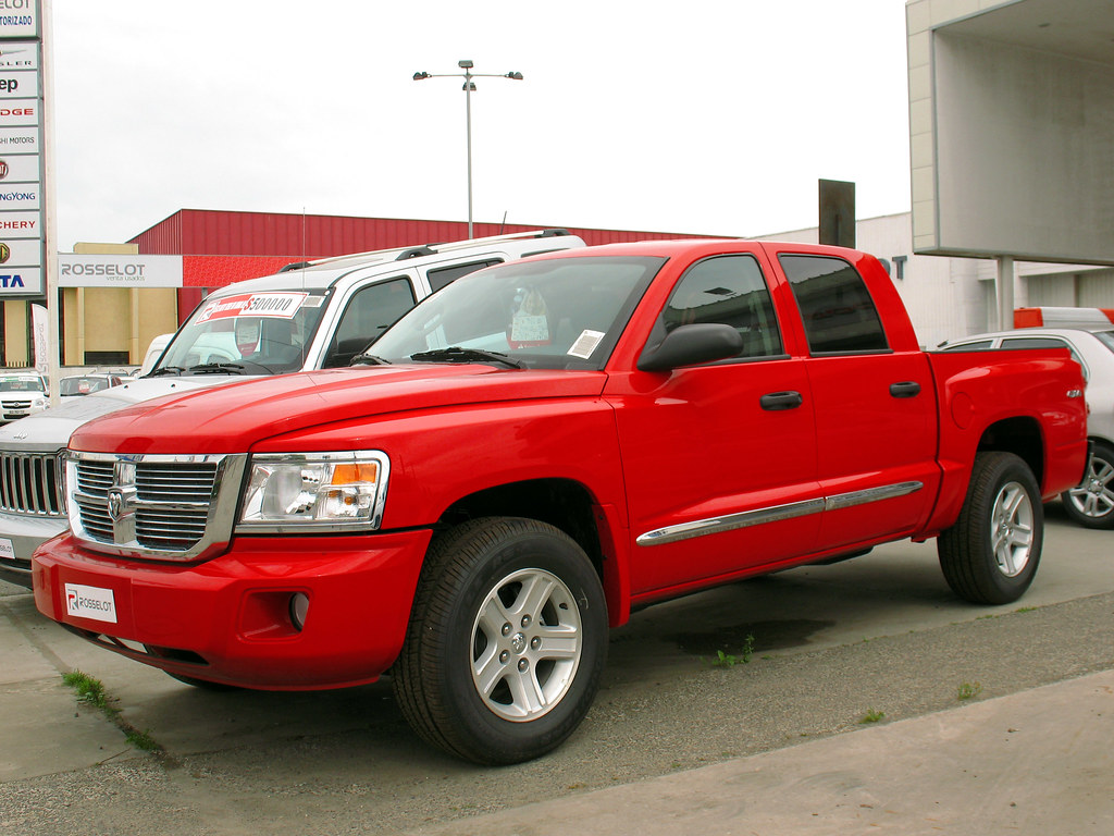 Dodge Dakota 2012 >> Dodge Dakota 3.7 Laramie Quad Cab 4x4 2012 | RL GNZLZ | Flickr