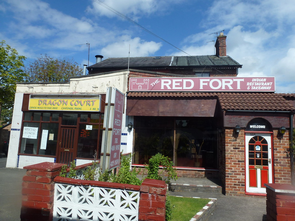 Red Fort Restaurant London Review