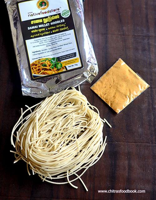 Millet noodles online