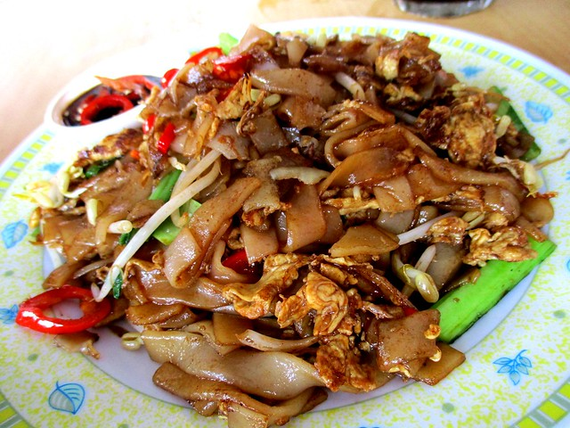 Delta Seafood & Cafe char kway teow