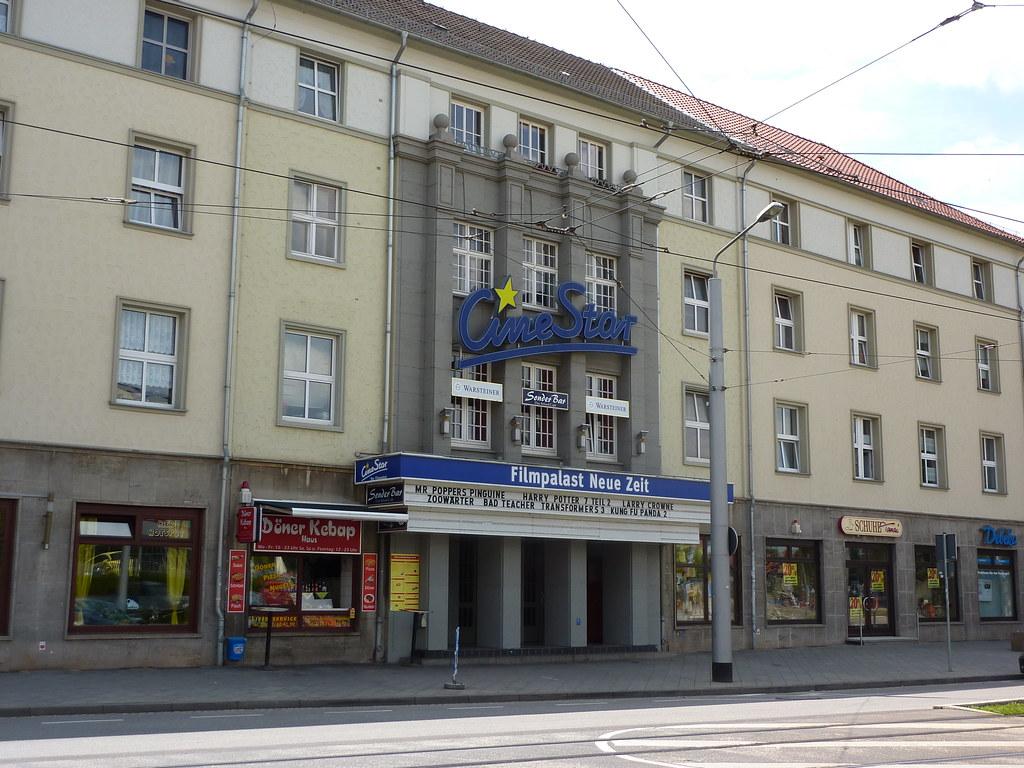 Kinoprogramm Nordhausen