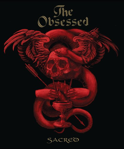 Cover of Sacred by The Obsessed