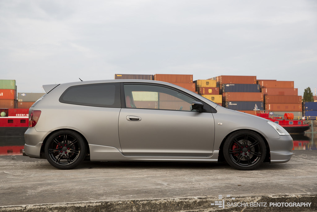 Honda Civic Forum >> German Civic EP3 | Sascha Bentz | Flickr