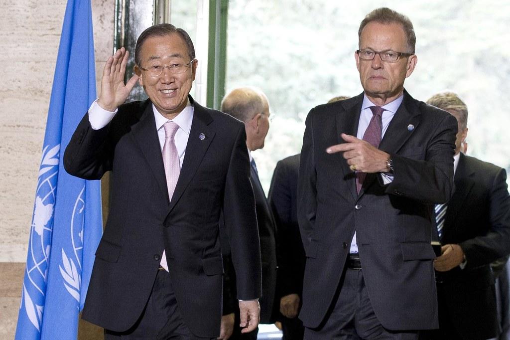 Geneva Consultations on Yemen