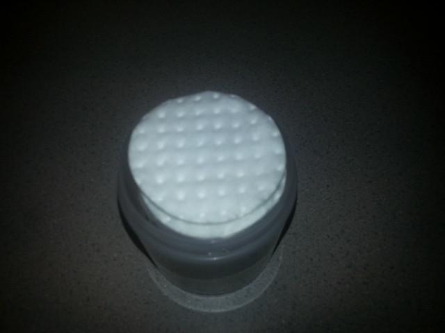 DIY Nail Polish Remover Pads 2