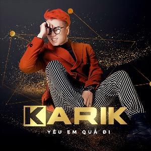 Karik – Yêu Em Quá Đi – iTunes AAC M4A – Single