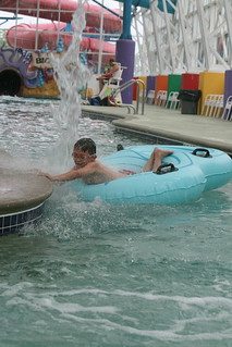 Lazy River @ Big Splash Adventure in French Lick #IndyMama