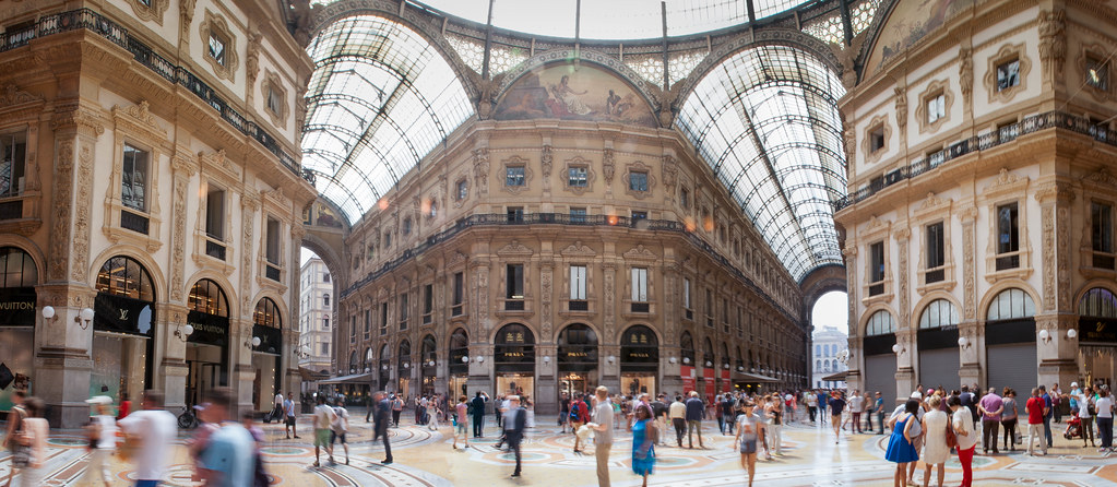 Shopping In Milan Milan Is A Lovely City It S Got Some