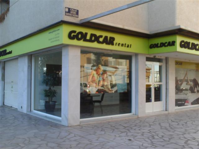 Goldcar guilas oficina de goldcar en guilas murcia for Oficinas goldcar