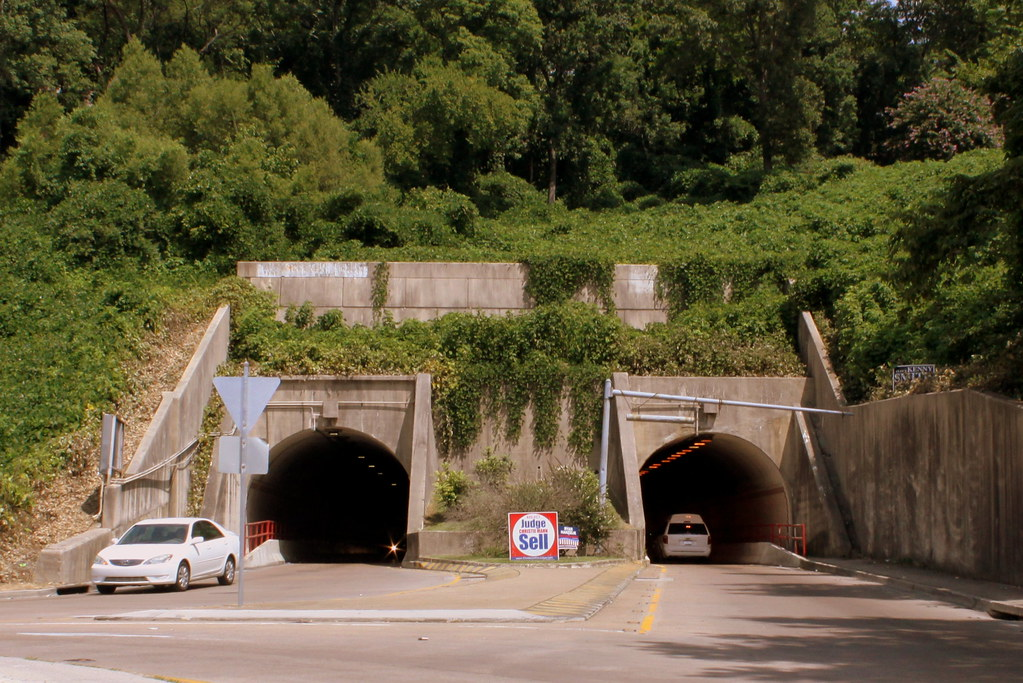 Bachman Tunnels Chattanooga Tn Built In 1929 The