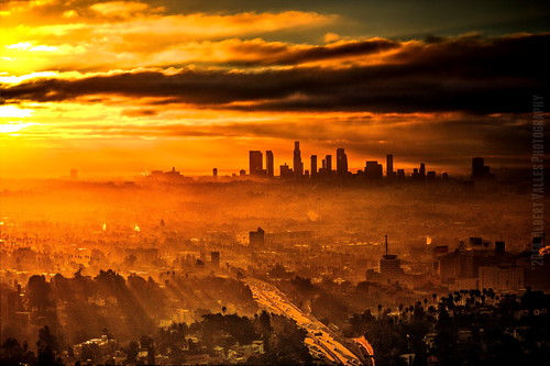 Los Angeles Sunlight Beamed! | by © In 2 Making Images | °L.A.