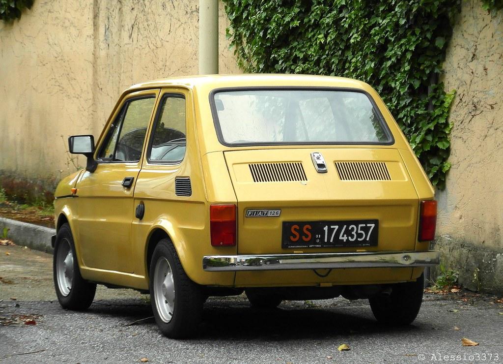 Fiat 126 alessio flickr for Garage fiat englos horaires