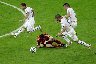 卫冕冠军连遭惨败,光荣西班牙黯然谢幕