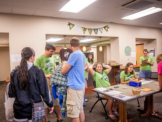 Orientation weekend: Move in | by EasternMennoniteUniversity