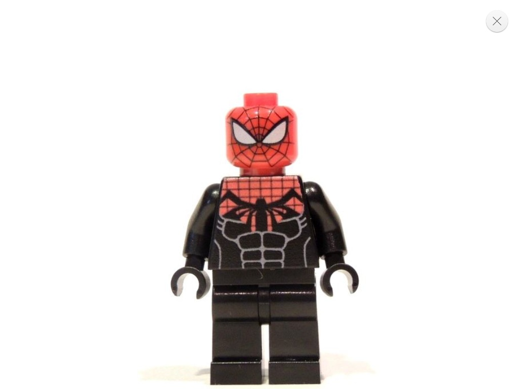Aninimal Book: LEGO Custom PRINTED Superior Spider-Man | The price on ...