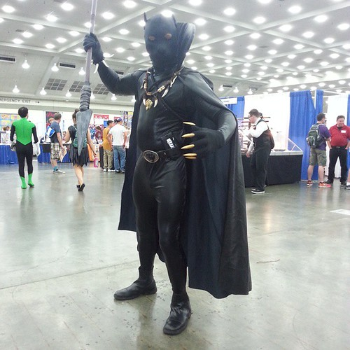 Black Panther Comic Black Panther at The