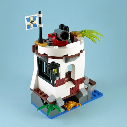 LEGO Pirates 70410 Soldiers Outpost 06