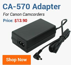 CA-570 AC Adapter