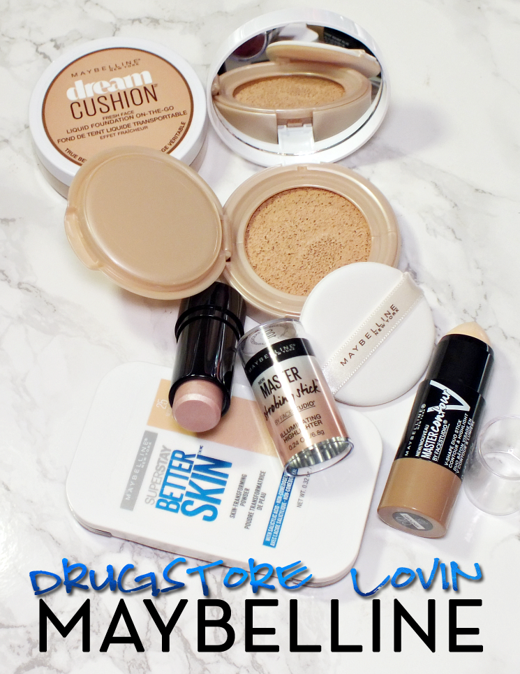 drugstore lovin maybelline face edition