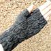 fluffy knitter mitts 2