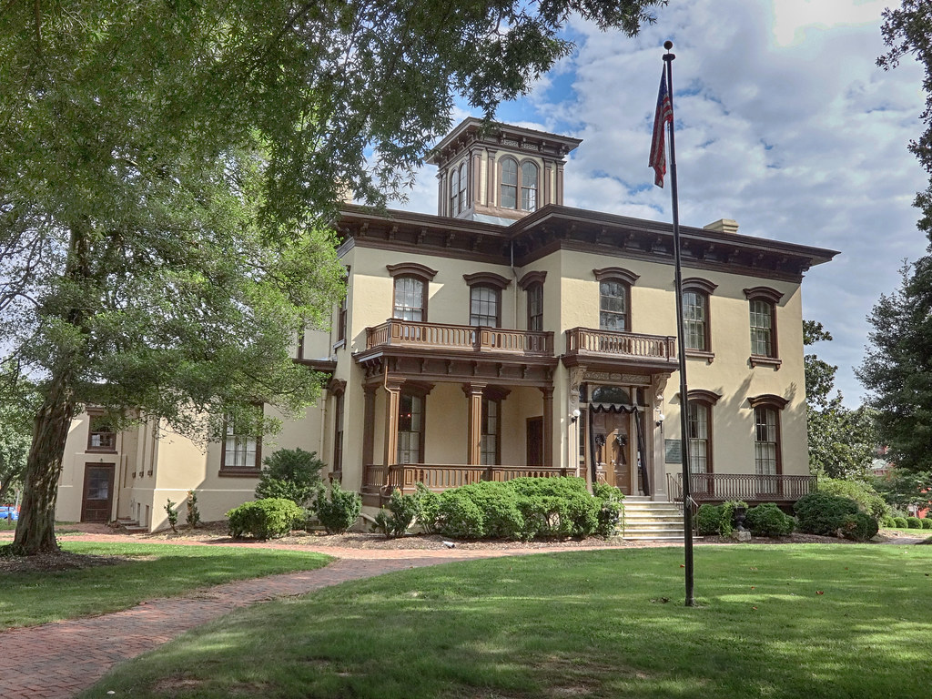 Sutherlin Mansion home of Danville... - Danville Museum of Fine Arts & History
